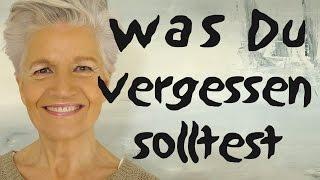 was Du unbedingt vergessen solltest - Greta-Silver.de