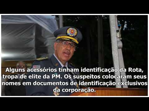 Suspeitos usavam uniformes da PM para extorquir traficantes em Sorocaba - Big News