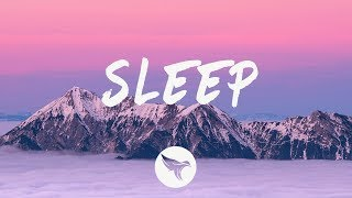 DIMA - Sleep (Lyrics) Ruhde Remix, ft. Erika Sirola