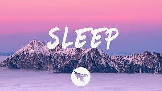 DIMA Sleep Lyrics Ruhde Remix Ft Erika Sirola