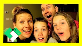 WE GOT THE KEYS!!! FIRST NIGHT IN THE NEW HOUSE!!! (Day 1803)