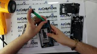 Samsung Galaxy Note 8 Motherboard Removal