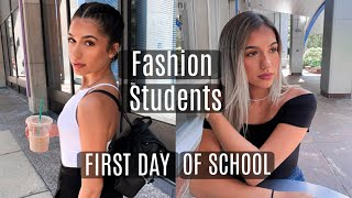 First Day Of School GRWM 2019 (Fashion Institute Of Technology!) I MianTwins