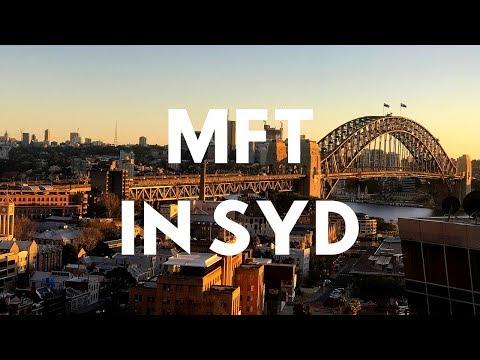MFT IN SYDNEY  -  Inspired By G.C.F In USA / Saipan (Sydney Australia Travel Vlog)