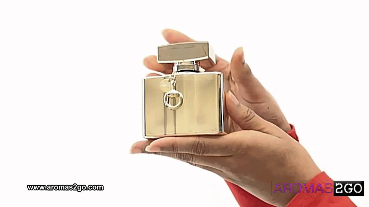 Gucci Premiere Perfume For Women By Gucci Youtube