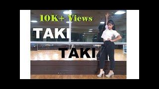 Taki Taki ft. Selena Gomez | DJ Snake | Soumya Syal | Dance Choreography