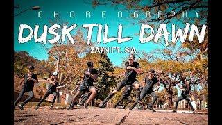Download Lagu ZAYN - Dusk Till Dawn ft Sia - EI3 Choreography FREE STEP Mp3