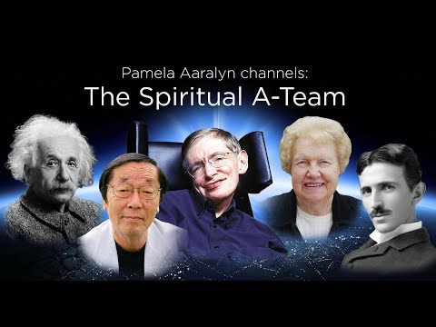 Stephen Hawking and the A-Team: The EVENT and MORE!