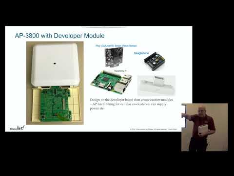 Cisco Access Point Designs with Fred Niehaus