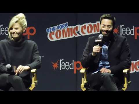Once Upon a Time panel FULL (Jennifer Morrison @ NYCC 2016)
