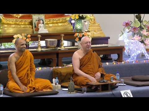 Guided Meditation   Ajahn Brahm   09 December 2017