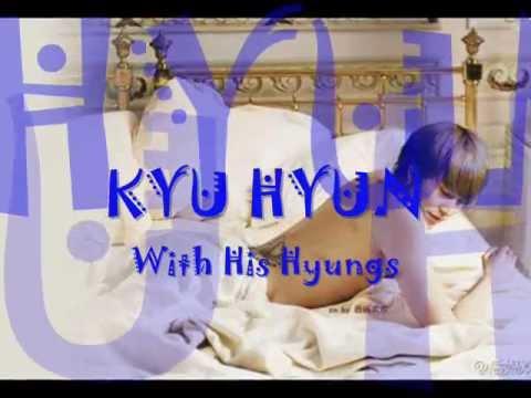 Kyuhyun with Super Junior