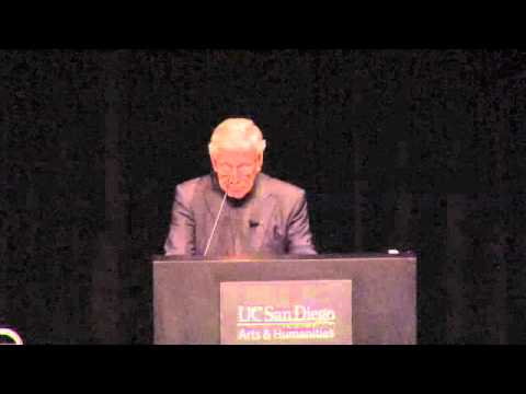 Amos Oz Lecture at UC San Diego