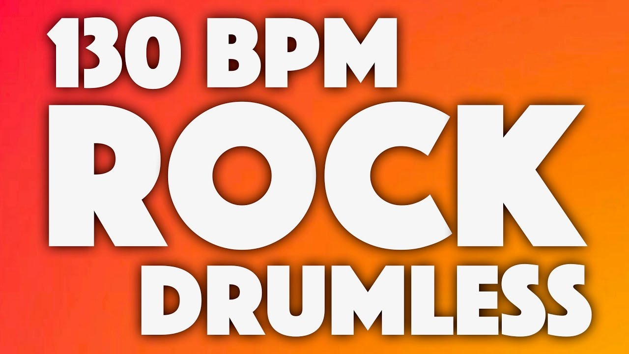 Classic Rock Drumless Backing Track