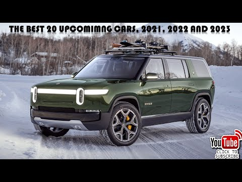 The best upcoming cars for 2021, 2022 and 2023 worth waiting for