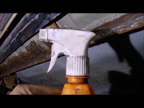 14 летняя Chevrolet Evanda  ( ремонт порогов )