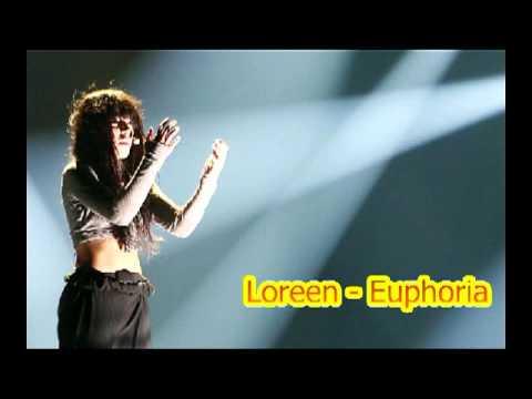 Loreen - Euphoria ( winner esc 2012= sweden)mp3.