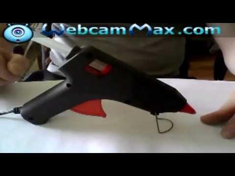 Модернизация клеевого пистолета - устранение подтекания клея