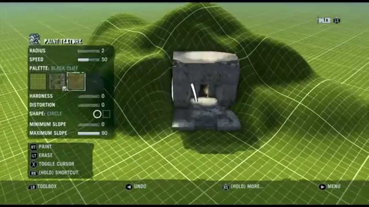 Farcry 3 Map Editor Tutorial Bunkers And Interiors Youtube