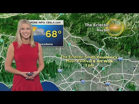 Evelyn Taft's Weather Forecast (May 4)