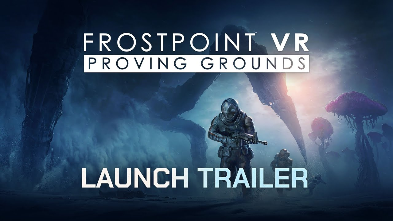 Frostpoint VR Launch Trailer