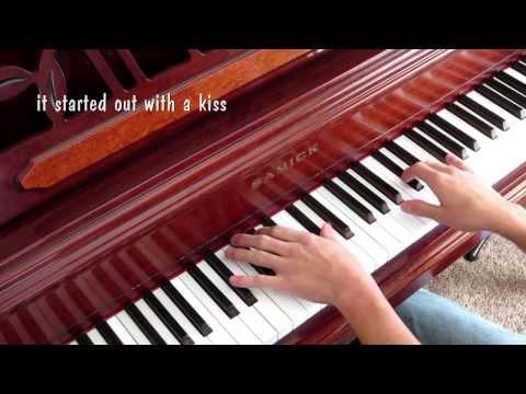Mr. Brightside - The Killers piano cover