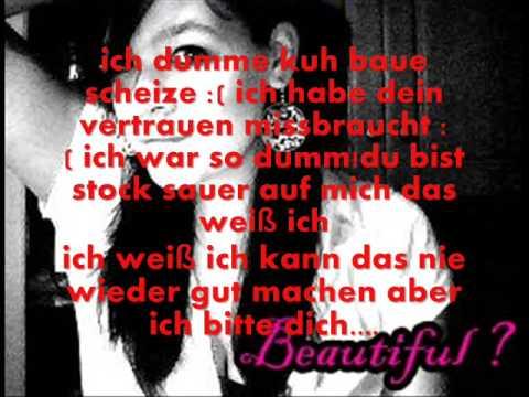 Schatz es tut mir so leid :( - YouTube