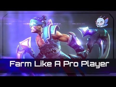 How to Farm Like  A Pro Player [Dota 2 Guide]