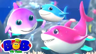 The Baby Shark Song | Daddy Shark | Mommy Shark | Shark Family + More Kids Song & Nursery Rhymes