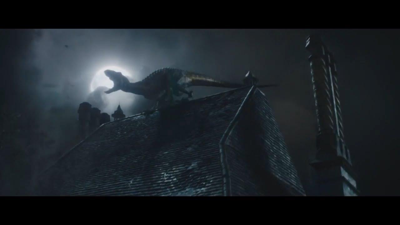 Download Jurassic World Fallen Kingdom: Indoraptor Screen-Time (2018)