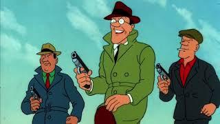 Tintin In America | The Adventures Of Tintin.