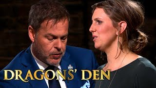 Peter's Sick To His Stomach With Free Samples | Dragons' Den