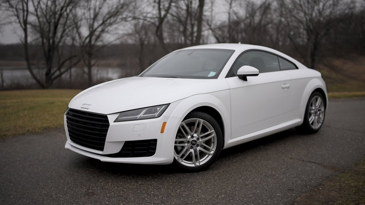 2016 audi tt review curbed with craig cole youtube. Black Bedroom Furniture Sets. Home Design Ideas