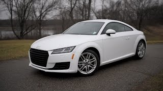 2016 Audi TT Review: Curbed with Craig Cole