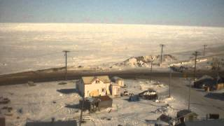 Barrow sea ice webcam 2010