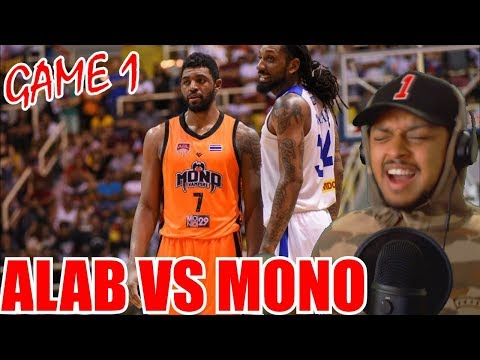 IT GOES TO OVERTIME!! SAN MIGUEL ALAB PILIPINAS VS MONO VAMPIRES GAME 1 REACTION
