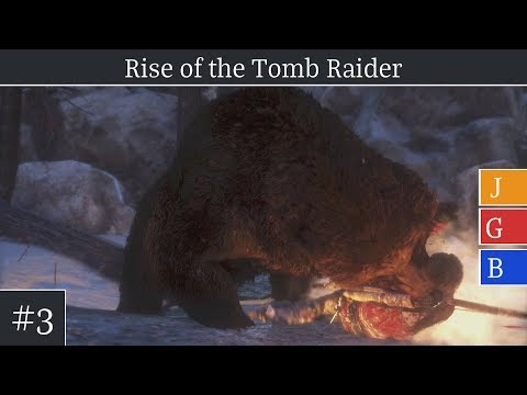 Editor's Note: Bears - [Rise of the Tomb Raider #3]