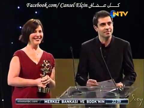 NTV Yesilcam Oduulleri Cansel Elcin
