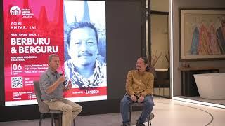 """Heritage Talk 1 """"Berburu & Berguru"""""""