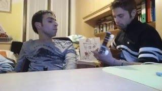 """Beppe e Anto in """"AIDA"""" di Rino Gaetano"""