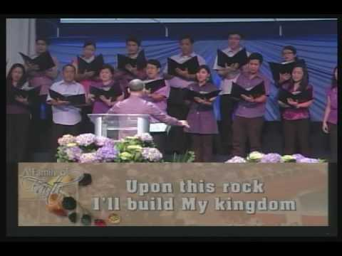 Upon this Rock by Chancel Choir