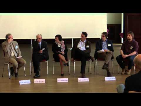 FORSCHUNG IN DER LEHRE: Podiumsdiskussion