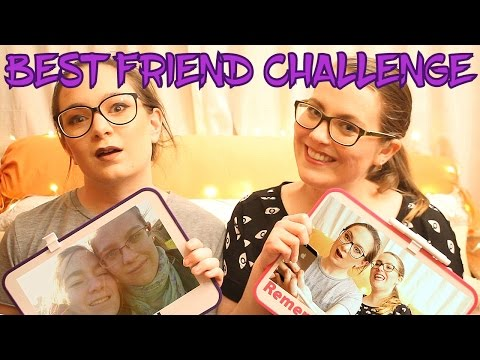 Hanging out with Roisin! | The Best Friend Challenge