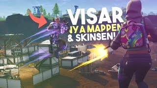 DISPLAYS NEW SKINSEN & NEW FOLDER! -FORTNITE IN ENGLISH! (SEASON 4)