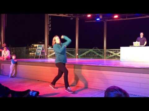 Jackie Dance Off