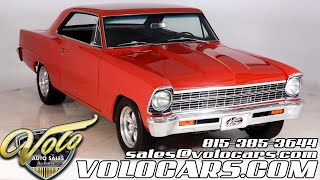 1967 Chevrolet Nova for sale a…