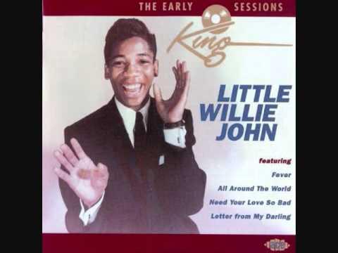 Little Willie John You Hurt Me