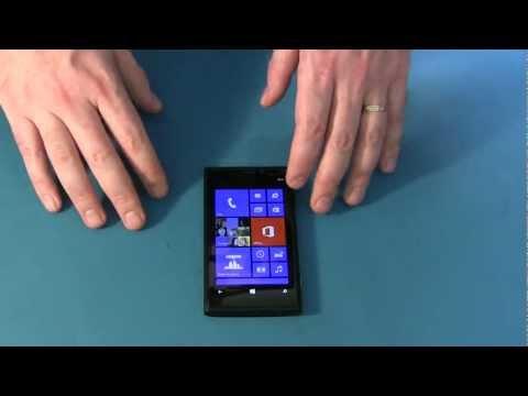 Test: Lumia 920 de chez Nokia