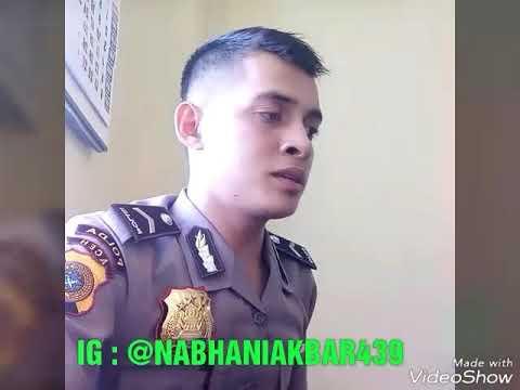 Merdunya suara Polda Aceh dalam bersholawat - QOMARUN