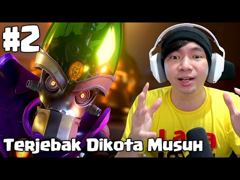 Terjebak Dikota Musuh – Ratchet & Clank : Rift Apart Indonesia – Part 2